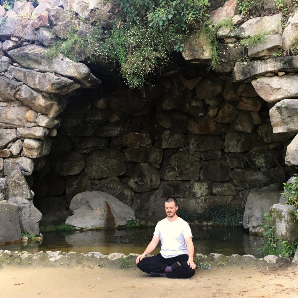 meditation assise