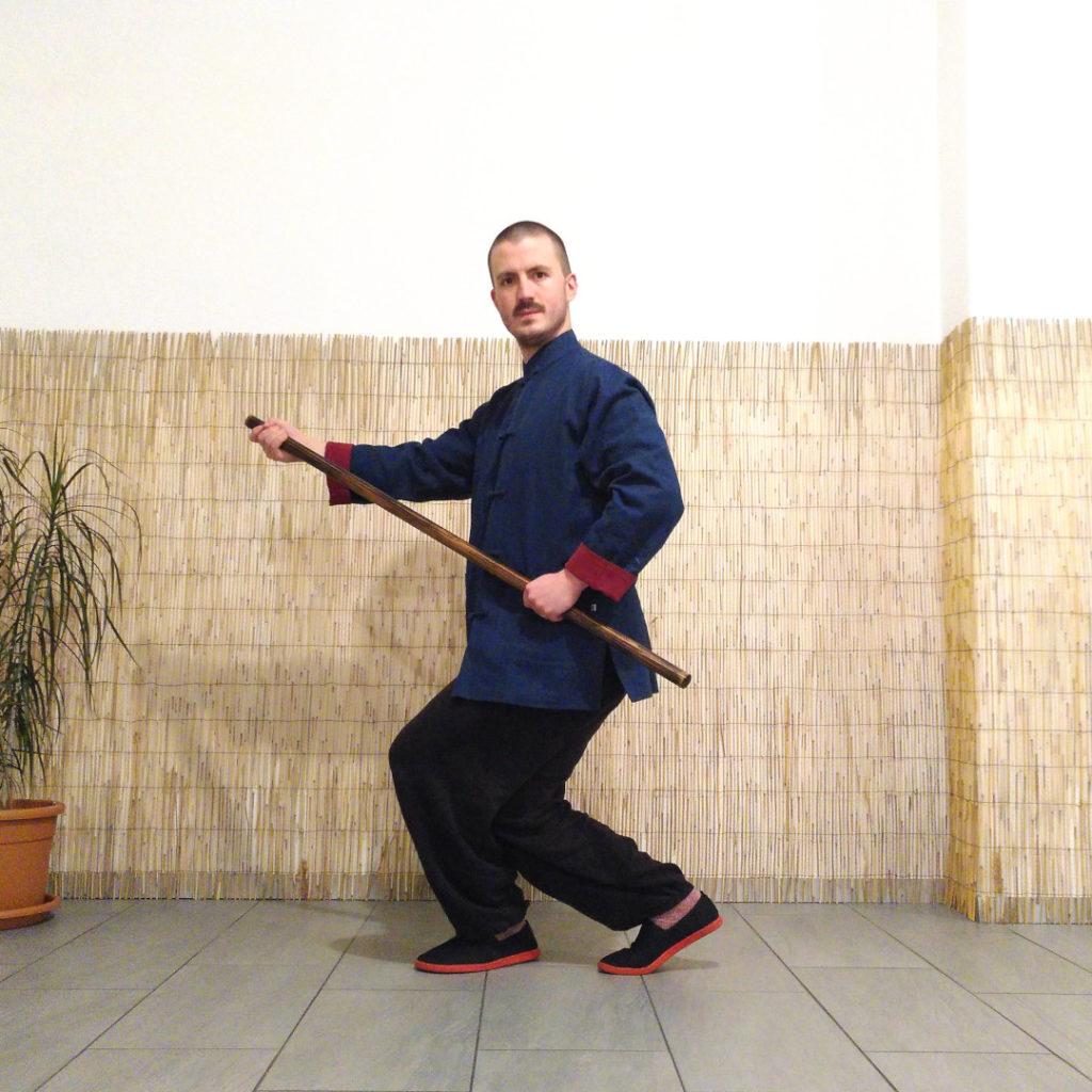 qigong de santé - exercices pour la santé avec bâton